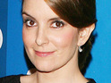 Tina Fey claims that she never fell down while wearing heels on the set of Date Night.