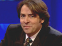 Jonathan Ross confirms that one of his daughters is gay during a radio interview.