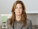 Dana Delany claims that her new show Body Of Proof is mostly character-driven.