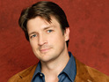 Castle star Nathan Fillion reveals that he would love to appear in Glee.