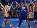 The CW's second showing of new comedy drama Hellcats wins Friday's 8pm hour.