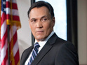 Jimmy Smits insists that his new series Outlaw is not a typical legal drama.