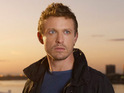 The Cape star David Lyons reveals details about his heroic character.