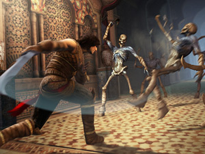 Gaming Review: Prince Of Persia: The Forgotten Sands
