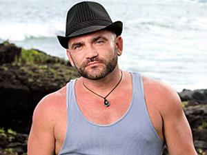 Russell Hantz from Survivor Heroes Vs Villains