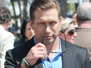 Stephen Baldwin takes a stroll along the Croisette during the 2010 Cannes Film Festival