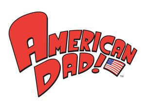 American Dad! logo