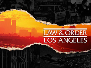 Law & Order Los Angeles title logo