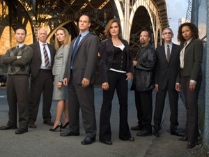 The cast of Law & Order Special Victims Unit