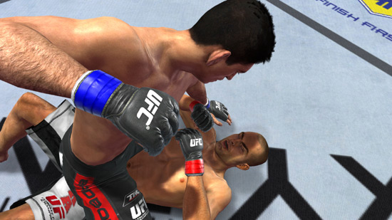 Gaming Review: UFC Unleashed 2010