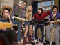 Simon Helberg on 'Big Bang Theory' job