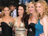 Sarah Jessica Parker, Kristin Davis, Kim Cattrall and Cynthia Nixon 