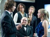 Jon Heder, Will Arnett, Danny DeVito, Dax Shepard and Kristen Bell in 'When In Rome'