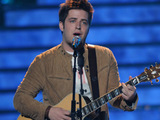 Lee DeWyze, finalist on American Idol