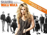 Shakira Featuring Freshlyground 'Waka Waka (This Time for Africa)'
