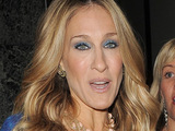 Sarah Jessica Parker leaving her hotel