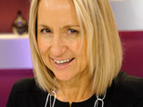 Carol McGiffin presenting Loose Women