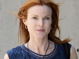 Marcia Cross out and about in Santa Monica