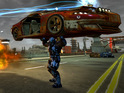 Avatar Awards in Crackdown 2 hint at the titles of two pieces of downloadable content.