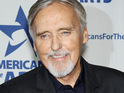 Reports suggest that Dennis Hopper's ex-wife is fighting with his family over his will.