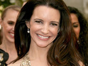 Kristin Davis says that she has adopted a baby elephant from Kenya.