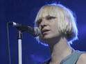 Sia says that having The Strokes' Nick Valensi guest on her album was a dream come true.
