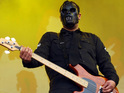 Slipknot reveal that items have been taken from the grave of their late bassist.