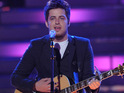 Kara DioGuardi reportedly says that she was impressed by Lee DeWyze's stage presence.
