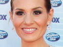 Kara DioGuardi says that she is enjoying watching Jennifer Lopez and Steven Tyler on American Idol.