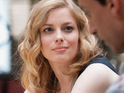 "Gillian Jacobs says that the love triangle on Community is ""immature"" and ""messy""."