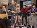 Kaley Cuoco and Johnny Galecki say that they are pleased they had a romance on The Big Bang Theory.