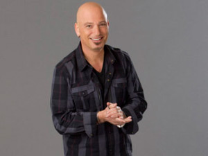 Howie Mandel from America's Got Talent