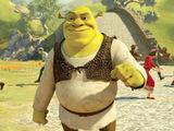 Shrek in Shrek Forever After