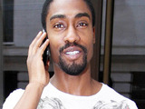 Simon Webbe leaves the May Fair hotel