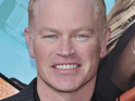 Captain America star Neal McDonough's wife Ruvé gives birth to the couple's fourth child.