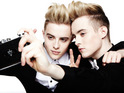 Jedward reveal that they plan to try to crack America next year.