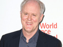 Dexter star John Lithgow jokes about a mistake he made in his Emmy acceptance speech.
