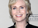 Glee star Jane Lynch has joked that she gloated about her Emmy win to friends.