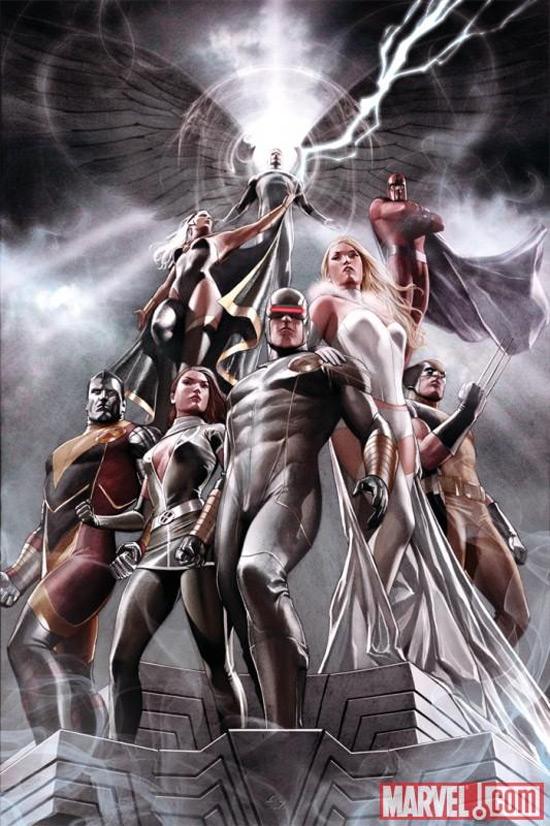 X-Men Reboot 1
