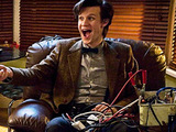 Doctor Who S05E11: The Lodger - The Doctor