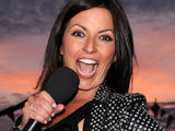 Davina McCall kicking off the Big Brother 11 launch night