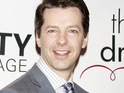 "Sean Hayes was ""pleasantly surprised"" with the final Three Stooges cut."