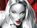 Marvel Comics releases an X-Men teaser featuring a vampiric Emma Frost.