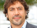 The executive producer of Glee dismisses rumors that Javier Bardem will appear in the show.