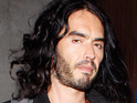Russell Brand has a stag night as he prepares to wed Katy Perry next month.
