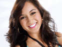 Ashley Galvan reveals that she is interested in pursuing an acting career and would love to star in Glee.