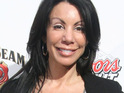 Danielle Staub appears to walk away from the Real Housewives reunion show.