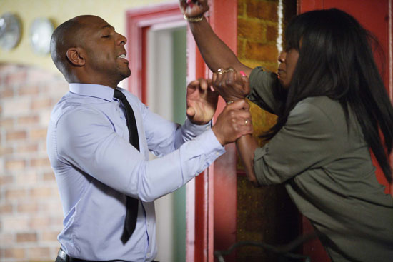 Lucas tells Denise it was him, he killed Owen