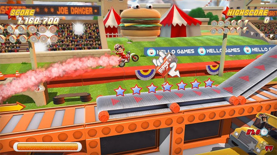 Gaming Review: Joe Danger