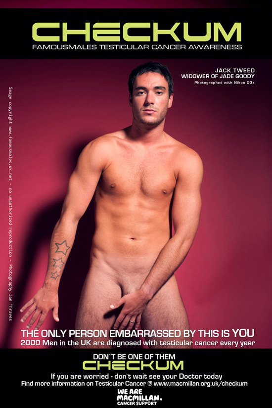 Jack tweed naked
